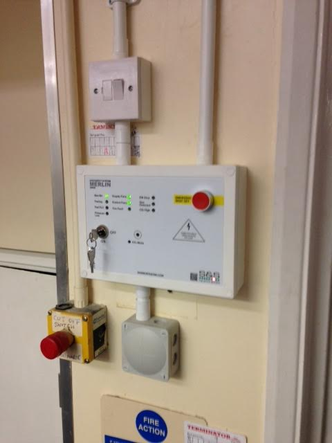 S U0026s Northern Gas Interlock System Fitted By Ljc Electrical